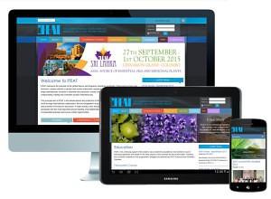 Ifeat WordPress Theme Design