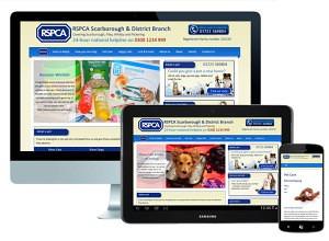 RSPCA WordPress Website Design
