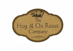 Logo design hog roast