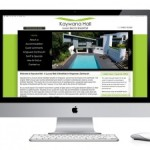 Luxury guest house website theme